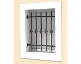 Défense de fenêtre modèle 03