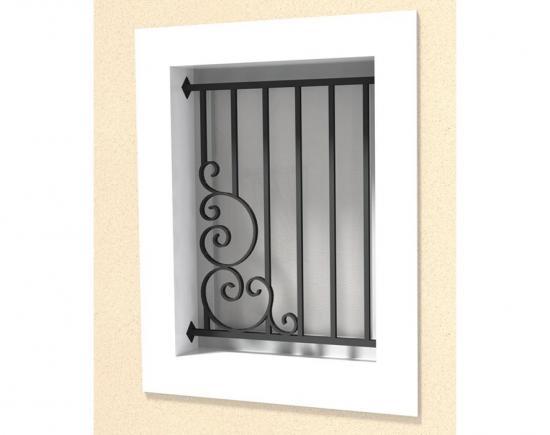 Défense de fenêtre modèle 08-2