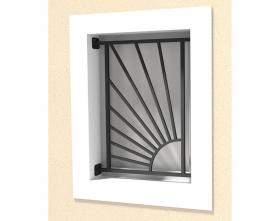 Défense de fenêtre modèle 13