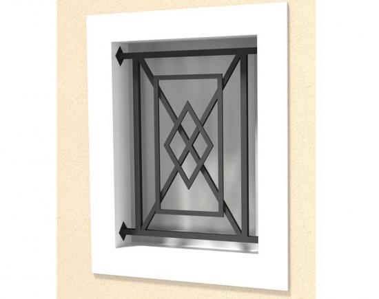 Défense de fenêtre modèle 15