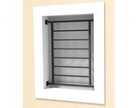 Défense de fenêtre modèle 16