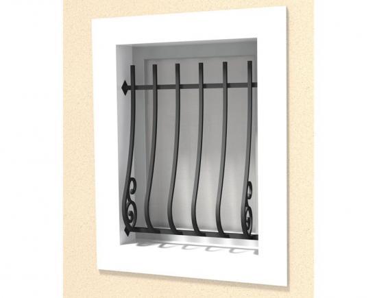 Défense de fenêtre modèle 05