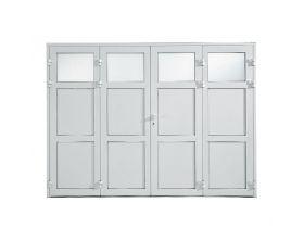 Porte de garage Evolution panneau