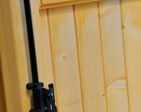 Volet battant bois sapin 59 mm (dauphinois)