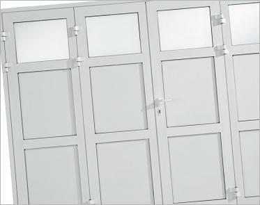 Portes de garage évolution