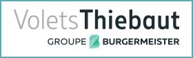 Logos Volets Thiebaut en différents formats