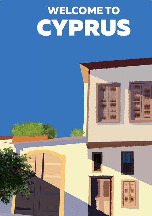 Chypre - Nicosie