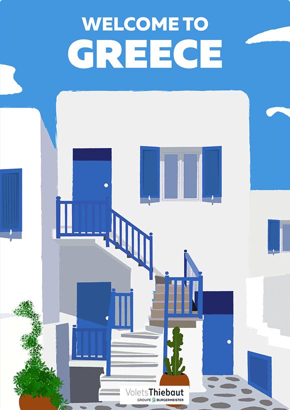 Grèce - Santorini