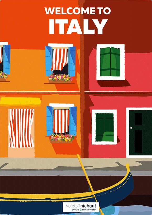 Italie - Burano