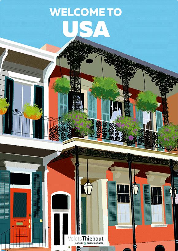 USA - Nouvelle Orléans