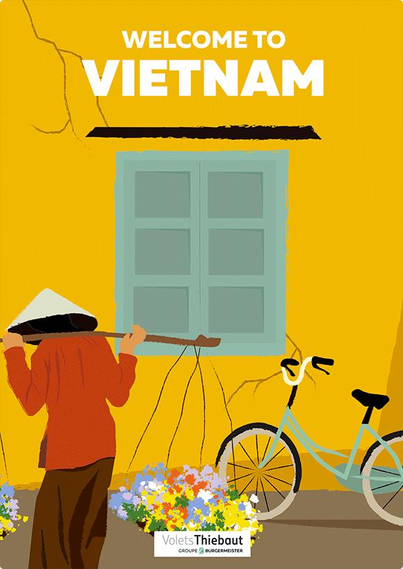 Vietnam - Hô Chi Minh Ville