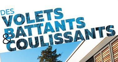 Catalogue Volets battants & Coulissants