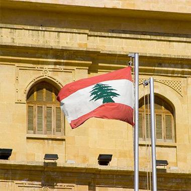 Le Liban et ses volets