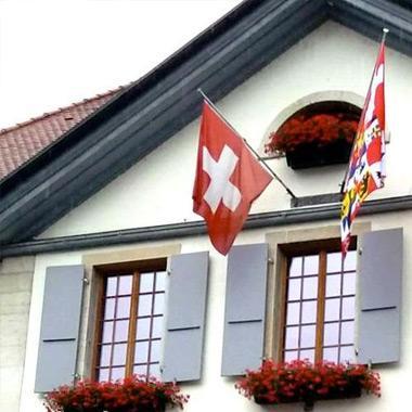 Les volets suisses