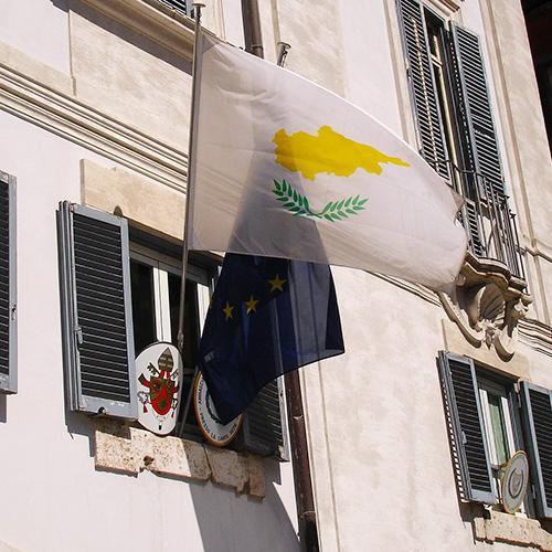 Les volets de Chypre