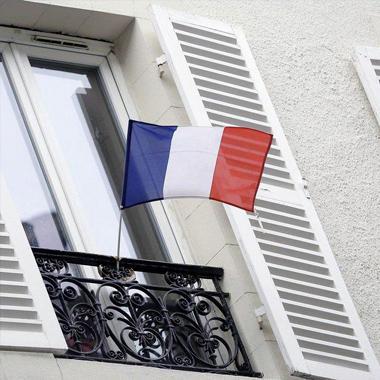Les volets en France