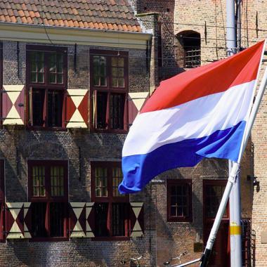 Les volets aux Pays-Bas