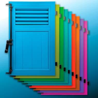 Color Power l'exclusivité de Volets Thiebaut