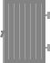 A cadre frise (horizontale ou verticale)